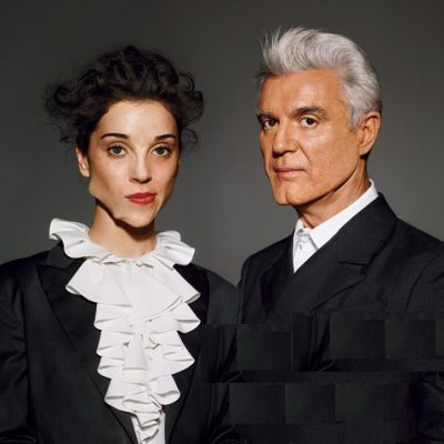 David Byrne & St. Vincent - Love This Giant (2012)