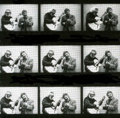 Jerry Garcia & David Grisman - Jerry Garcia & David Grisman (1991)