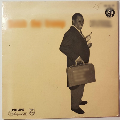 Louis Armstrong - Satch the Trump (1957)