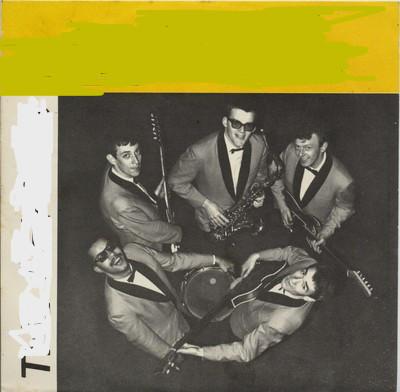 The Sharks - Smoky Rock (1963)