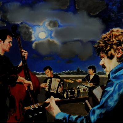 Bennie Jolink - Howlin' at the Moon (1999)