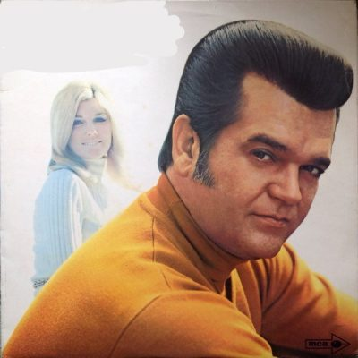 Conway Twitty - I Wonder What She'll Think About Me Leaving (1971)
