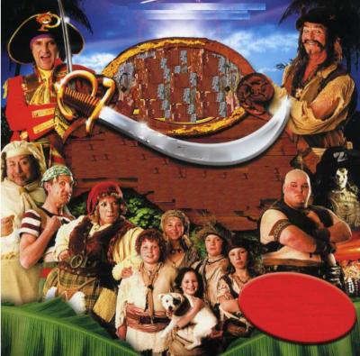Piet Piraat - En het Zwaard van Zilvertand (2008)