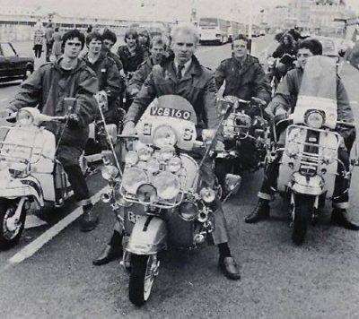 Sting – Brighton (Quadrophenia) (1979)
