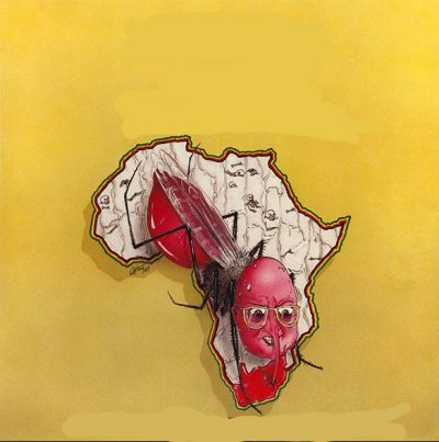 Bunny Wailer - Botha the Mosquito (1987)