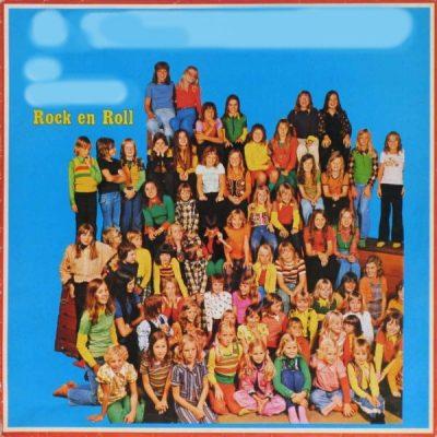 De Waagzangertjes - Wij houden van Rock en Roll (1974)