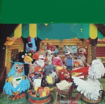 De Fabeltjeskrant - Het Dierenbos zingt! Alle nieuwe liedjes uit De Fabeltjeskrant (1971)