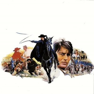 Guido & Maurizio De Angelis – Zorro (Bando Sonore Originale du Film) (1975)