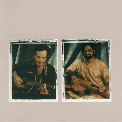 Ry Cooder & V.M. Bhatt - A Meeting by the River (1993)