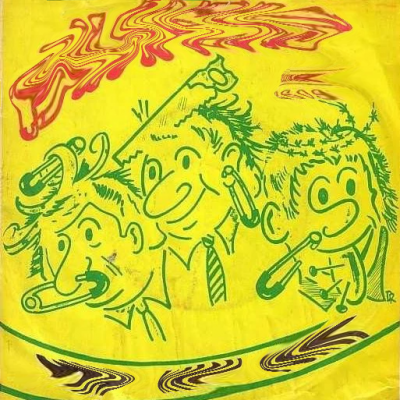 De Bumpers - Wini wini punk (1977)