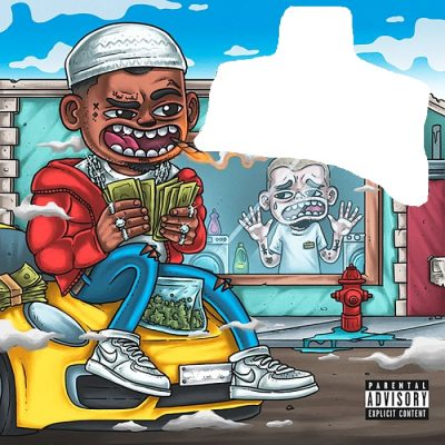 Q Da Fool x Kenny Beats - Bad Influence (2019)