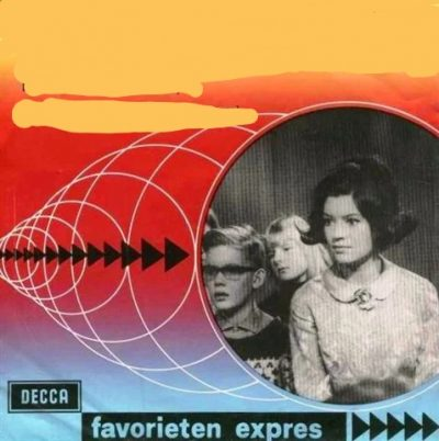 Marijke Merckens - De modepop (1965)