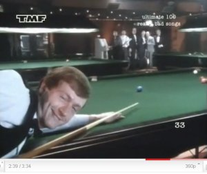 Matchroom Mob With Chas and Dave - Snooker Loopy (1986)