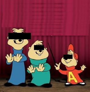 The Chipmunks - Greatest Hits: Still squeaky after all these years (2007)