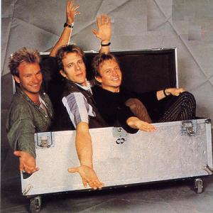 The Police - Wallaby (1981)