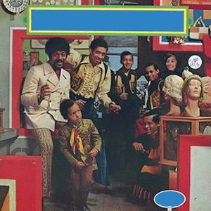 The Five Stairsteps & Cubie – Love's Happening (1969)