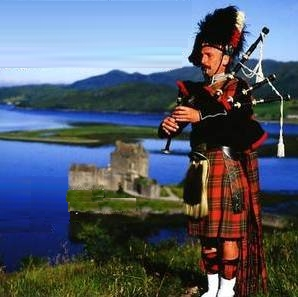 Various Artists - Pipes and drums of Scotland (2008)