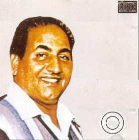 Mohammed Rafi - In a Romantic Mood (1989)