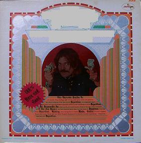 Captain Beefheart & His Magic Band - Unconditionally Guaranteed (1974)