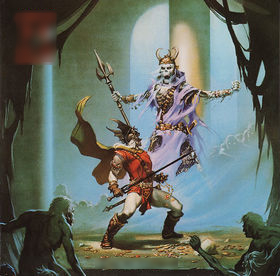Cirith Ungol - King of the Dead (1984)