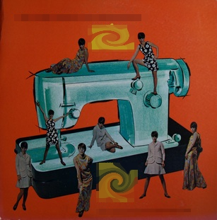 Various Artists - How to Use and Enjoy Your Precision Built Sewing Machine (1968)