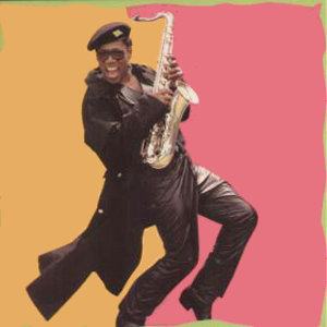 Clarence Clemons - A night with mr. C (1989)