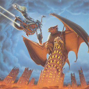 Meat Loaf - Bat Out of Hell II / Back into Hell (1993)