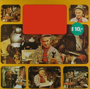 Various Artists - De lotgevallen van Malle Pietje (1973)