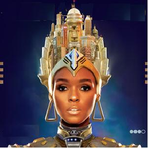 Janelle Monáe - The ArchAndroid / Suites II and III (2010)