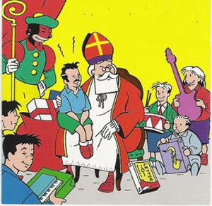 V.O.F. de Kunst - Sinterklaasfeest met V.O.F. de Kunst (1993)
