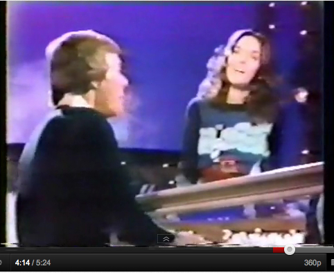 The Carpenters - Santa Claus is coming to town (1974)