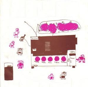 Hank B. Memphis - Jij daar, in de radio (1982)