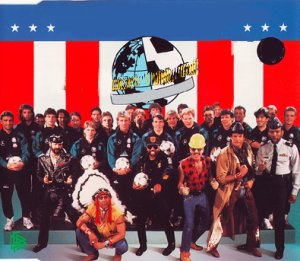 Die Deutsche Fussballnationalmannschaft & Village People - Far Away in America (1994)
