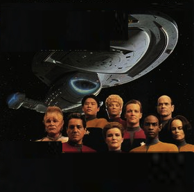 Jerry Goldsmith - Star Trek Voyager–Main Title (1995)