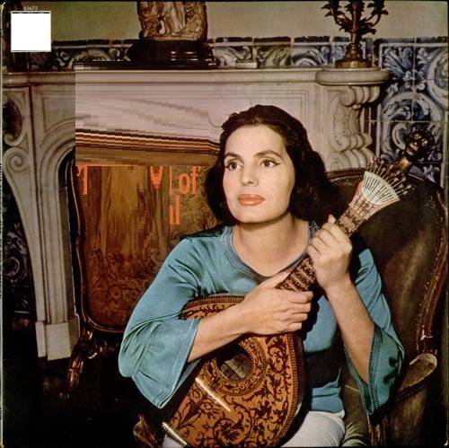 Amália Rodrigues - Fado: The Soul of Portugal (1960)
