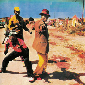Various Artists - The Indestructible Beat of Soweto (1986)