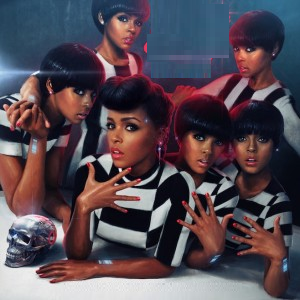 Janelle Monáe - The Electric Lady (2013)