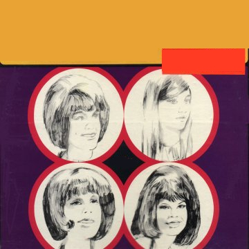The Shangri-Las - Shangri-Las 65! / I Can Never Go Home Anymore (1965)