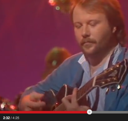 ABBA - I Have a Dream (1979)