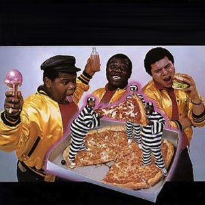The Fat Boys - Fat Boys (1984)