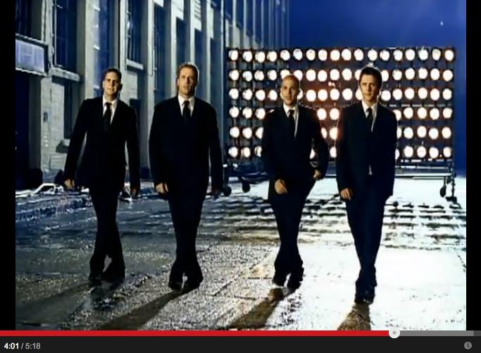 Five - Let's Dance (2001)