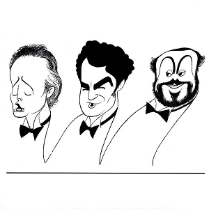 Jose Carreras, Placido Domingo and Luciano Pavarotti - Favorite Arias by the World's Favorite Tenors (1991)