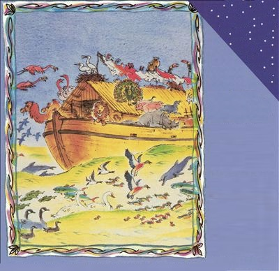 James Earl Jones & Stewart Copeland - Noah's Ark (1991)
