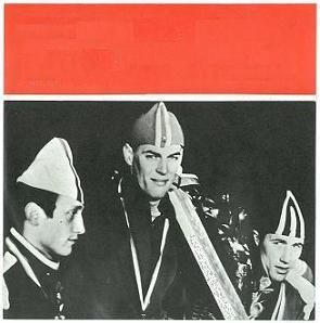 Johnny Hoes & Het Heya Heya Koor / Duo Pleun Verkerk - Ard en Keessie (1966)