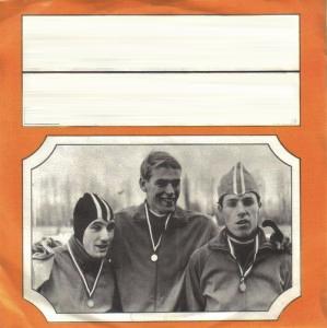 Kees Korbijn en de Baanvegers o.l.v. Frank Dirne - Onze Jongens op de Schaatsen (1967)