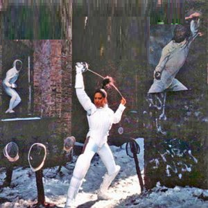 Nona Hendryx - The Art of Defense (1984)