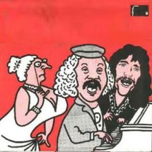 Nico Haak en Boudewijn de Groot – Tante Julia (1974)