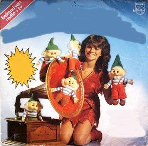 Sandy - Hier Zijn de Lachkabouters (1981)