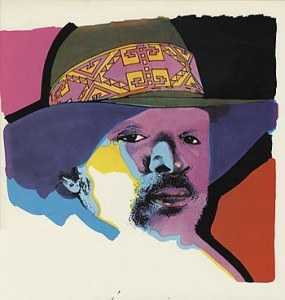 James Blood Ulmer - Tales of Captain Black (1979)