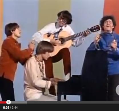 The Monkeys - Daydream Believer (1967)